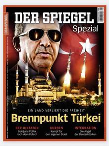 Spiegel'in Türkiye özel sayısı