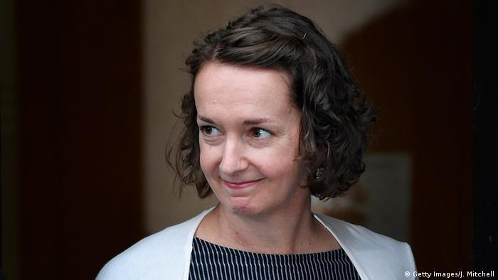 Pauline Cafferkey britische Krankenschwester