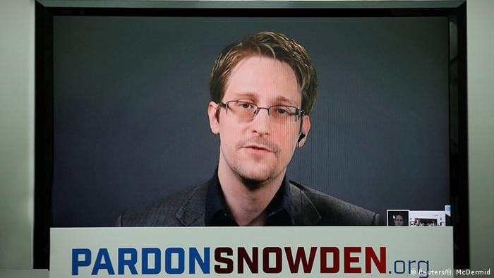 New York Pardon Snowden Kampagne