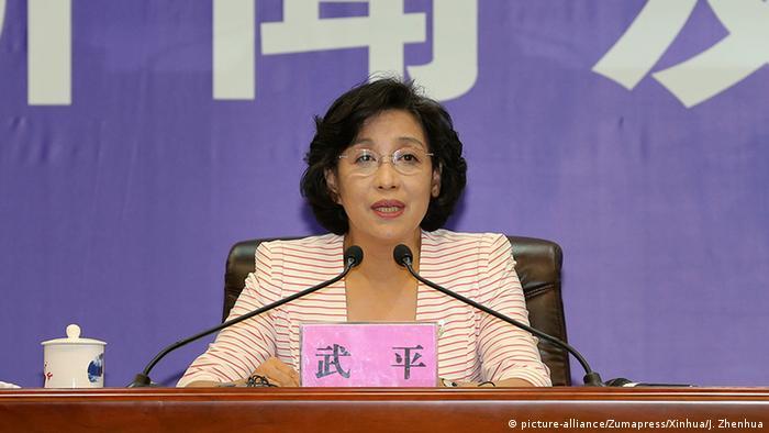 China Vorbereitung Start des Raumlabors Tiangong 2 Wu Ping