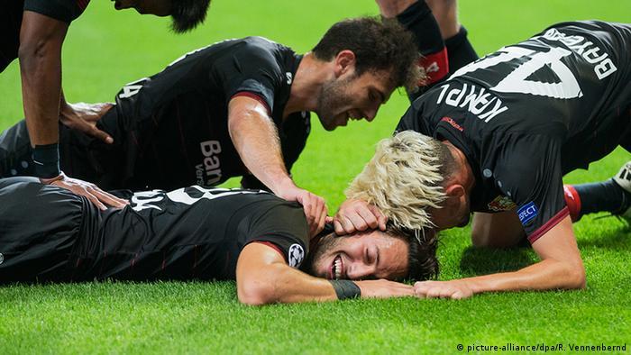 Fußball UEFA Champions League Bayer 04 Leverkusen - PFK ZSKA Moskau