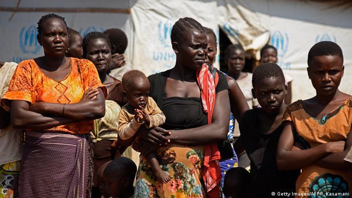UNHCR Südsudan Flüchtlinge