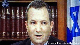 Waziri mkuu wa zamani wa Israel Ehud Barak