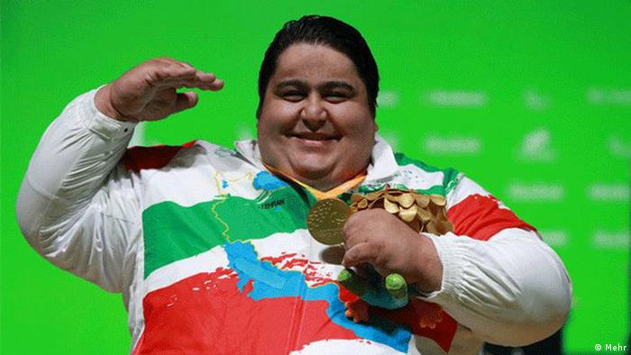 Paralympische Spiele 2016 Siamand Rahman