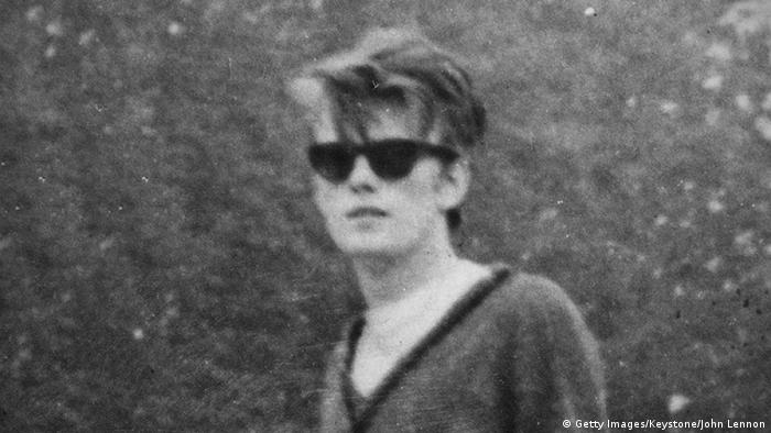 Stuart Sutcliffe in 1960, Copyright: Getty Images/Keystone/John Lennon