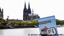 Köln kostenloses W-Lan in Deutz