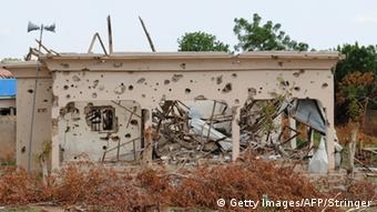 Nigeria Stadt Borno State Maiduguri