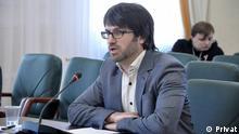 Roman Maselko ukrainischer Jurist