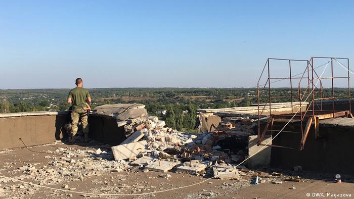 В ООН фіксують спустошення і шкоду, завдані війною на Донбасі