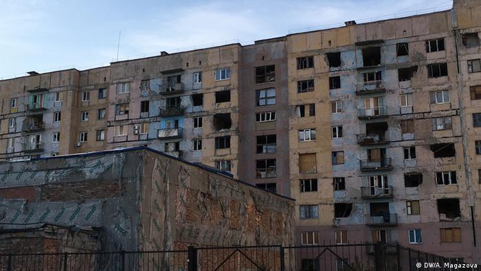 Руйнування в Авдіївці (архівне фото)