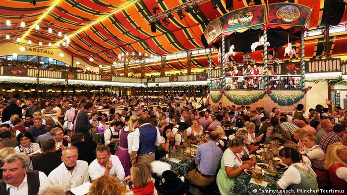 Zelt-Guide für das Oktoberfest Wiesnfestzelt 2