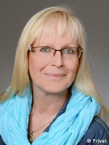Susanne Schröter vom Institut für Ethnologie Universität Frankfurt