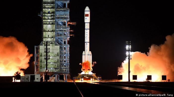 歐洲航天局:天宮一號料兩個月後重返大氣層