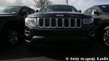 USA Fiat Chrysler - Jeep Grand Cherokee