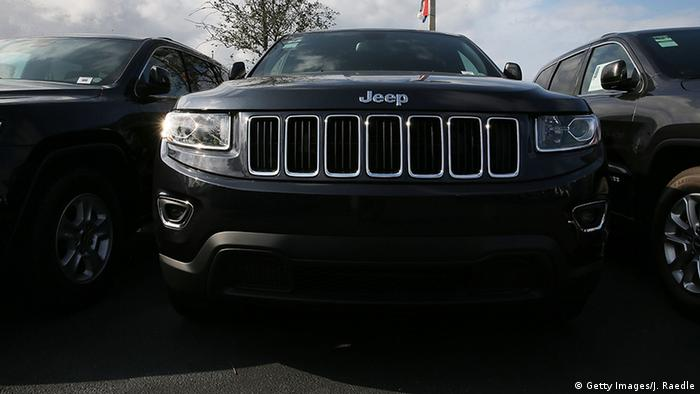 USA Fiat Chrysler - Jeep Grand Cherokee (Getty Images/J. Raedle)