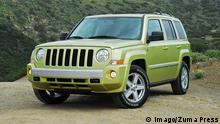 Jeep Patriot (Imago/Zuma Press)