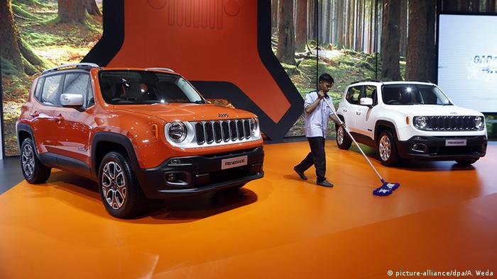 Jeep Renegade (picture-alliance/dpa/A. Weda)