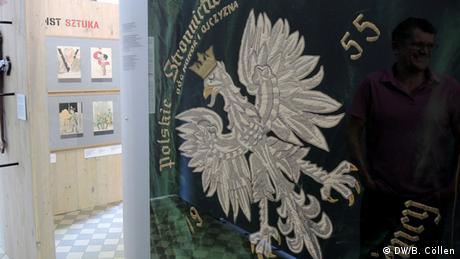 Deutschland Ausstellung Zwischen Ungewissheit und Zuversicht LWL-Industriemuseum (DW/B. Cöllen)
