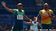 Brasilien Paralympics Rio 2016 4x100m - T11 Männer