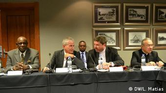 Mosambik Friedensverhandlungen in Maputo