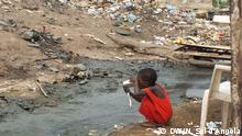 Angola Slum Kinanga in Luanda