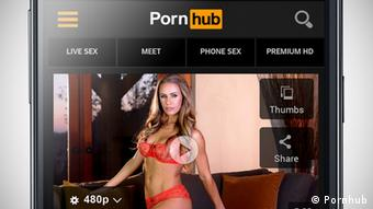 Pornhub Webseite (Pornhub)