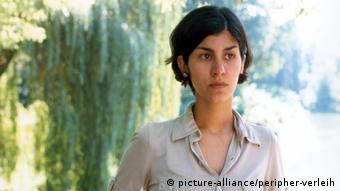 Filmszene aus 'Der schöne Tag' - Schauspielerin Serpil Turhan (Foto: picture-alliance/peripher-verleih)