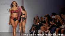 Ashley Graham Designer New York Fashion Week