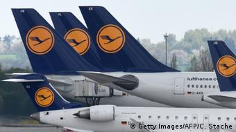 H τιμή της μετοχής της Lufthansa υποχώρησε κατά 40%