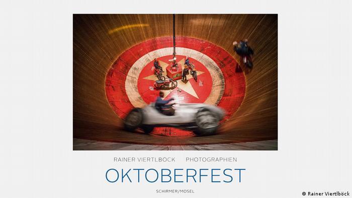 Buchcover Oktoberfest von Rainer Viertlböck (Foto: Rainer Viertlböck)