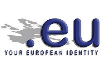 Das Logo der EU-Domain
