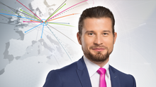 09.2016 DW Business Moderator Christoph Kober (Teaser)
