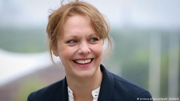 Maren Ade (picture-alliance/dpa/K. Nietfeld)