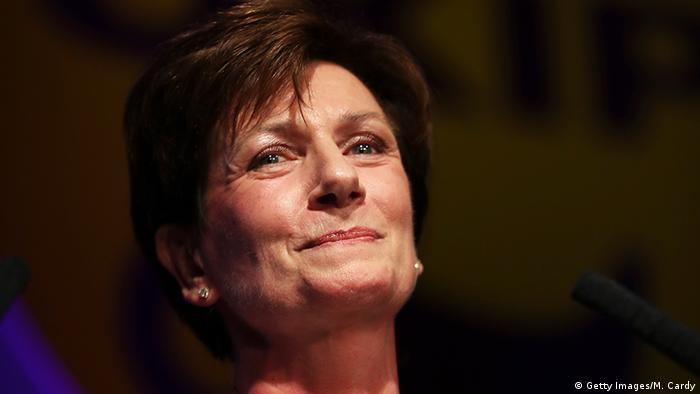 England Diane James neue Ukip Vorsitzende