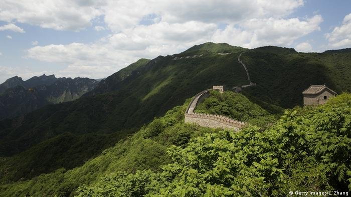 China Chinesische Mauer (Getty Images/L. Zhang)