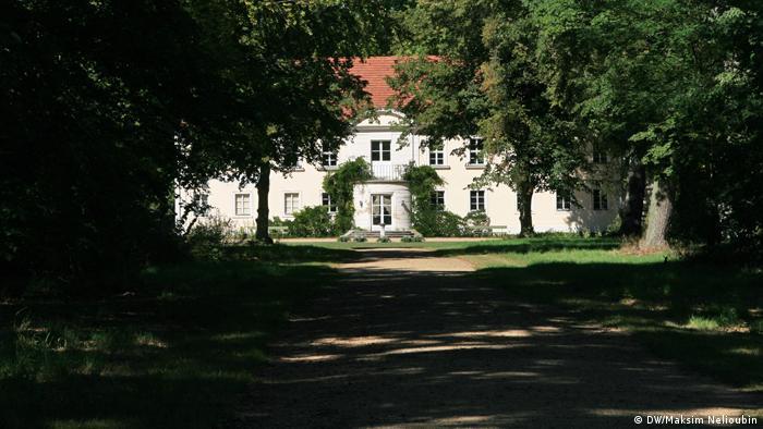 Закровский замок в Потсдаме