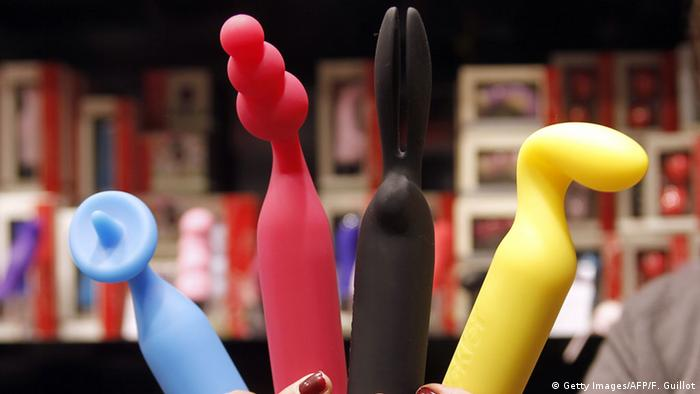 Symbolbild Vibrator (Getty Images/AFP/F. Guillot)