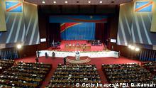 Archivbild Kongo Parlament