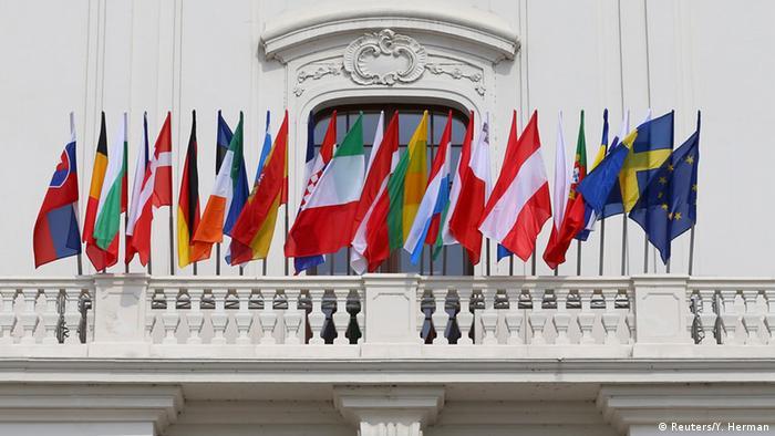 Slowakei EU Gipfel in Bratislava