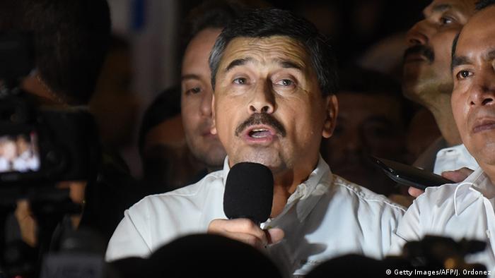 Guatemala Édgar Barquín
