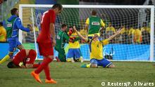 Brasilien Paralympics Rio 2016 Fußball Männer