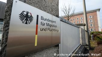 Germany's Federal Migration Office (BAMF)