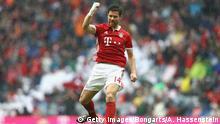 Fußball Bundesliga FC Bayern München vs. FC Ingolstadt 04