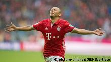 Fußball Bundesliga 3. Spieltag Bayern München - FC Ingolstadt