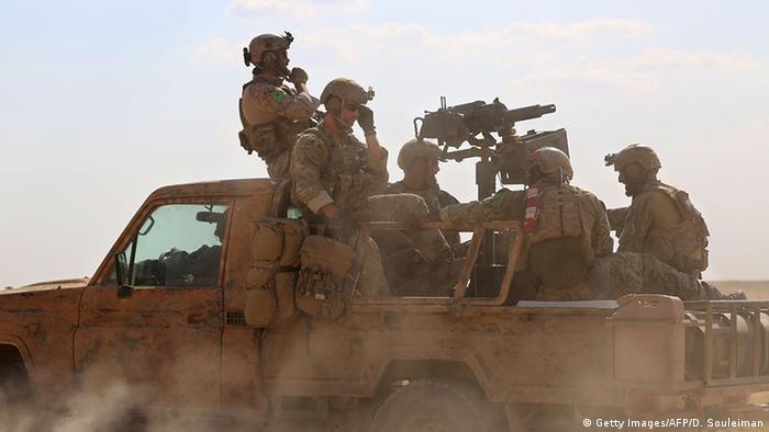 ABD askerlerinin Suriye'de işi kalmadı