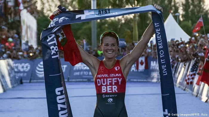 Mexiko Cozumel ITU World Triathlon Flora Duffy