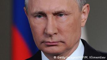 У Путіна своя логіка врегулювання на Донбасі