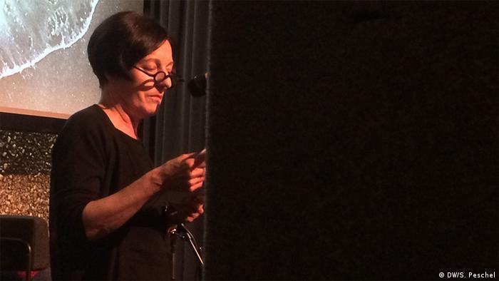 Internationales Literaturfestival Berlin Veranstaltung zu Liu Xiaobo Herta Müller (DW/S. Peschel)