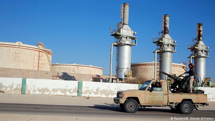 Libyen Zueitina Ölterminal Khalifa Haftar Miliz