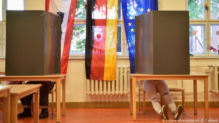 Berlin Wahlen zum Abgeordnetenhaus (picture-alliance/dpa/K.-D. Gabbert)